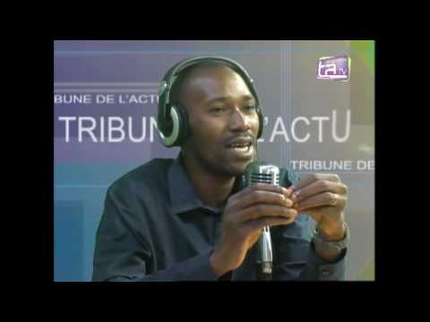 TRIBUNE INVITE IBRAHIMA 1 BARRY  sincery guinee