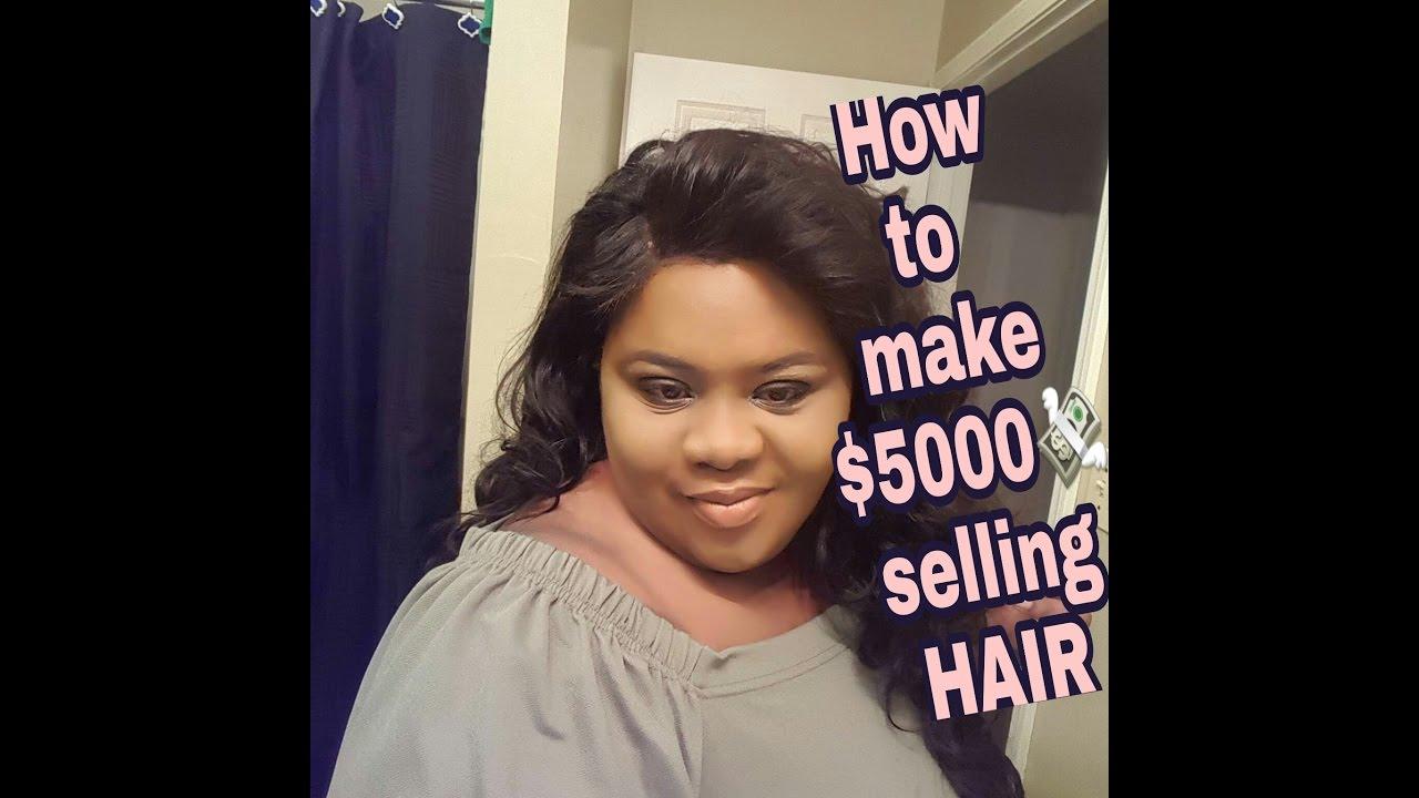 Hair Vendorshow To Make 5000selling Virgin Hair Extensions