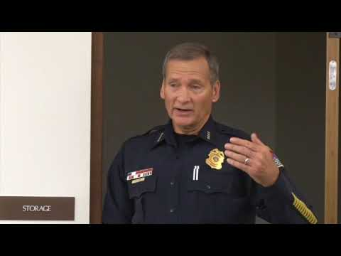 Public Q & A - ABQ Police Chief Mike Geier