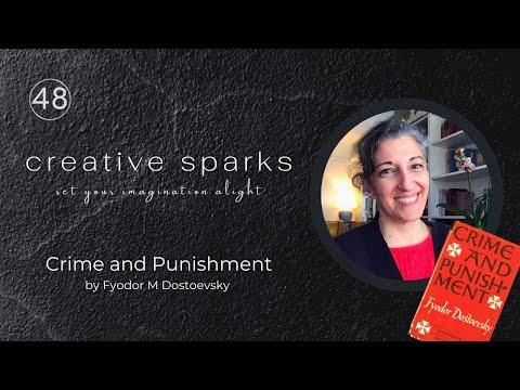Fine Art & Soul Retreat - Creative Sparks 48 - Crime And Punishment Fyodor M. Dostoevsky - Video 195