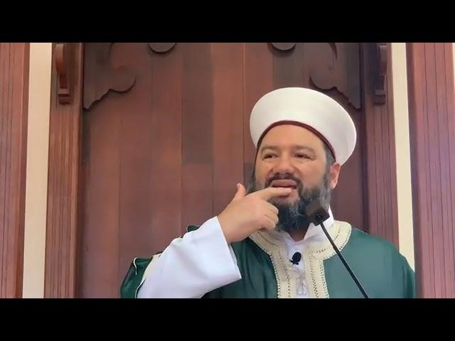 خطبة الجمعة من مسجد السلام في سدني | بعض أحوال يوم القيامة | 04-12-2020