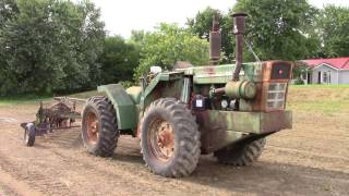 Oliver 2655 LP 4wd Tractor