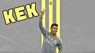 КЕК Юнайтед | Роналду уходит из  Реала