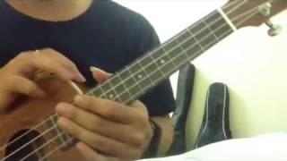 Hướng dẫn ukulele -  Vết mưa - Tone Nam, Nữ