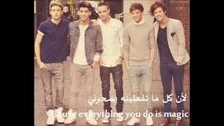 One Direction - Magic (مترجمة)