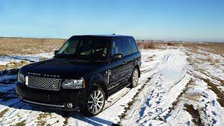 Range Rover 3 за 800 000 руб ( Тест-драйв )
