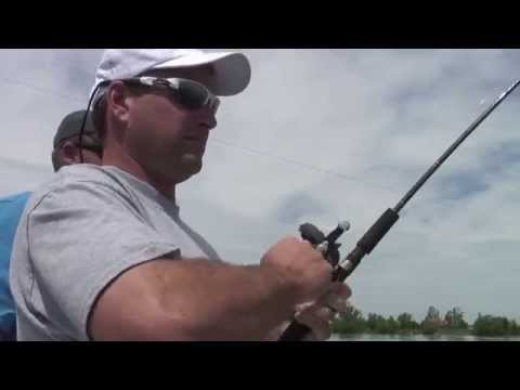 Fishing in Cape Vincent