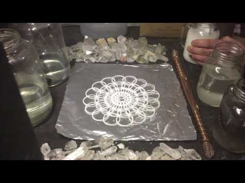 Ormus how to make with no technology pure alchemist way