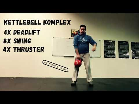 Kettlebell Komplex Tür(chen) 11