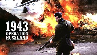 1943 - Operation Russland (kompletter Spielfilm, Actionfilm komplett) - ganze Filme deutsch