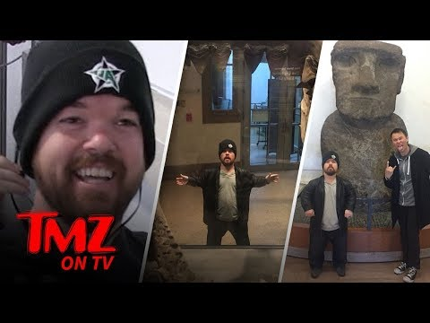 How Do Little People Give Speeches At Podiums?   TMZ TV