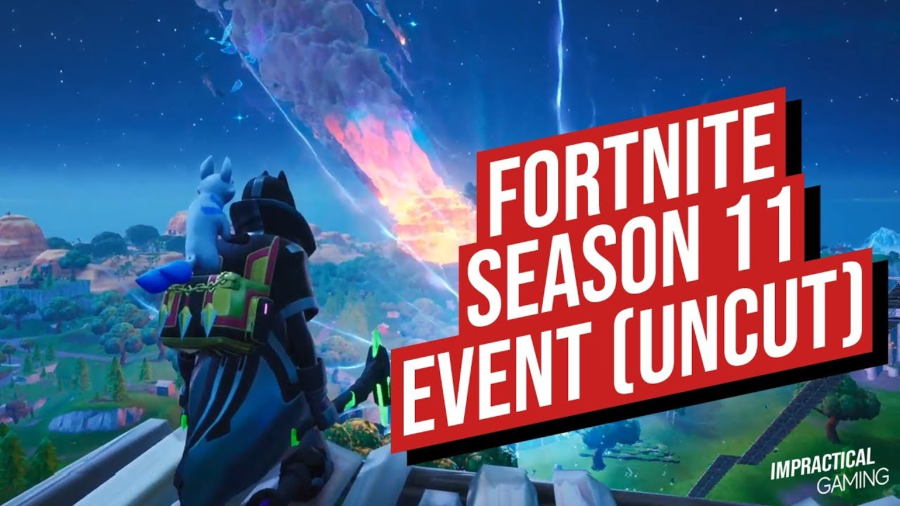 Fortnite Season 11 Launch Event (Uncut)
