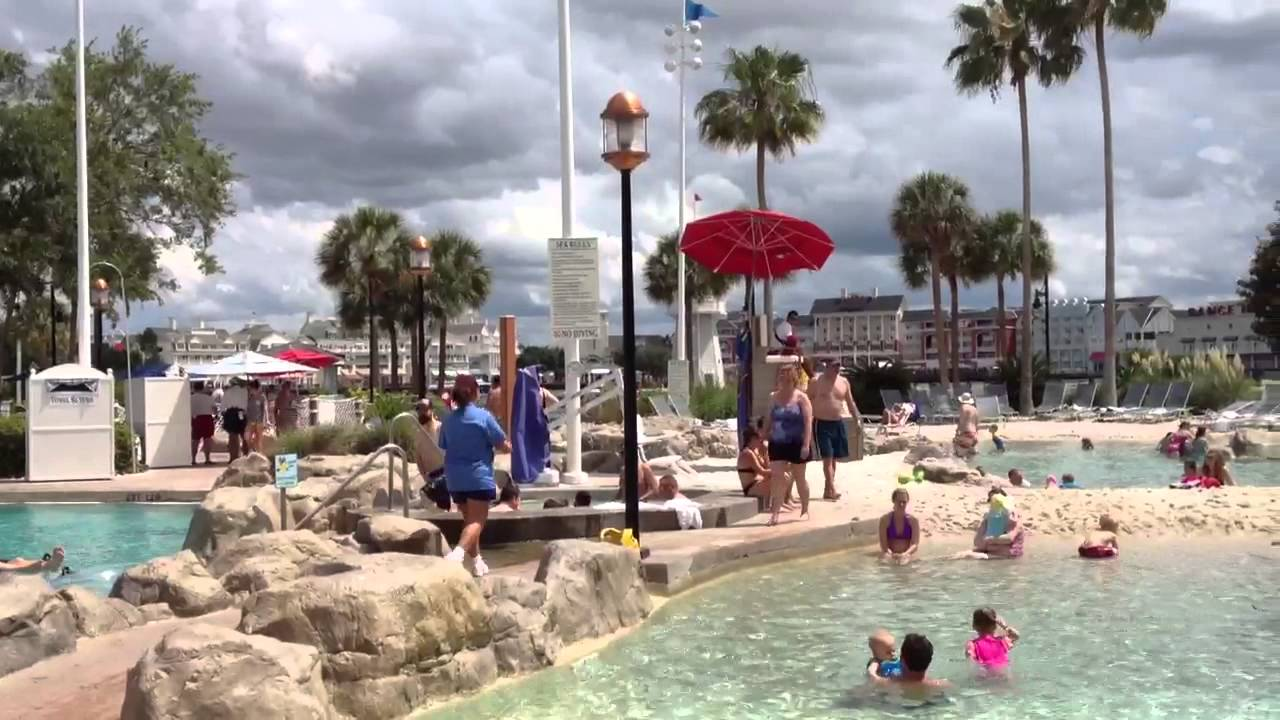 Beach And Yacht Club Disney World