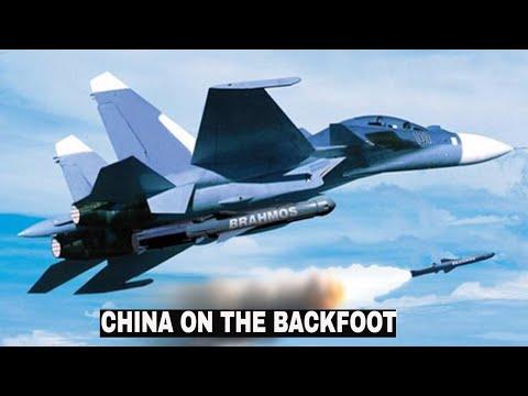 CHINA ON THE BACKFOOT