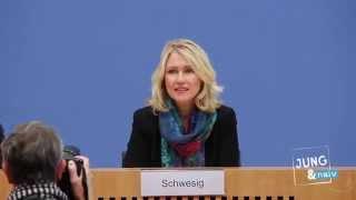 Wie ist die deutsche Jugend drauf? - BPK vom 13.Oktober 2015