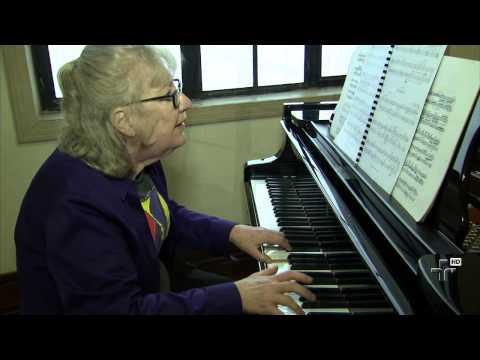 Pela primeira vez no Brasil a pianista Norte-Americana, Úrsula Oppens, fará apresentação em