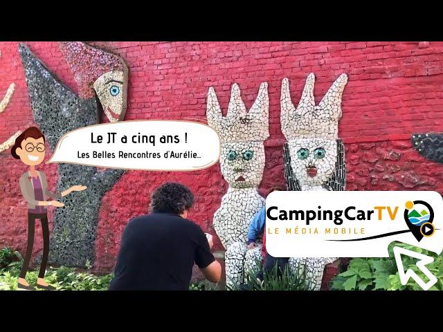 Tourisme en camping-car - Honfleur