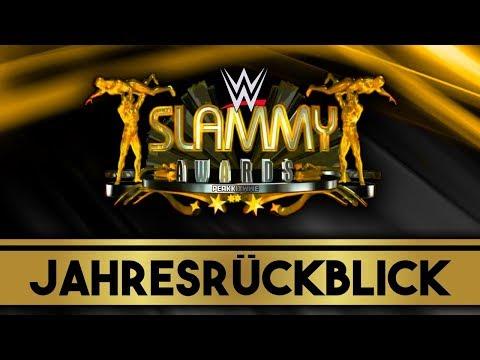 WWE SLAMMY AWARDS 2017 - Der große WWE-Jahresrückblick! (Deutsch/German)