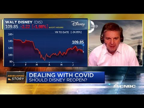 Disney faces 'perfect storm' from coronavirus pandemic: LightShed's Greenfield from YouTube · Duration:  4 minutes 35 seconds