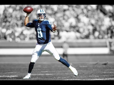 "Marcus Mariota || ""Flexicution"" ᴴᴰ 