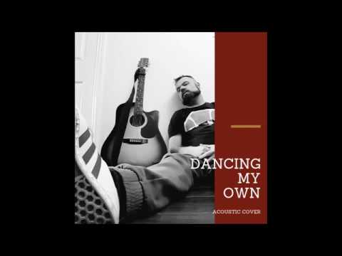 Kev M - Dancing On My Own (Robyn Acoustic Cover)