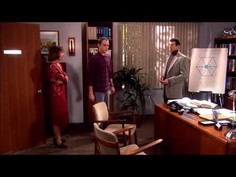 The Big Bang Theory - Sheldon Gets His Job Back