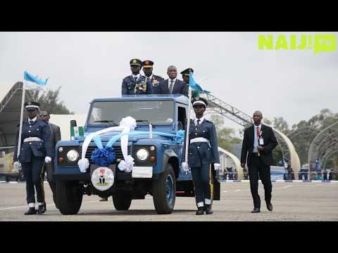 Nigerian Air Force Day Celebration 2018 (54th Anniversary)   Naij.com TV