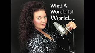 What a wonderful world | Cover | Sängerin Jeannine Hartmann
