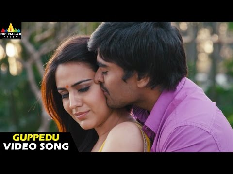 Rye Rye Songs | Guppedu Gundela Video Song | Srinivas, Aksha | Sri Balaji Video