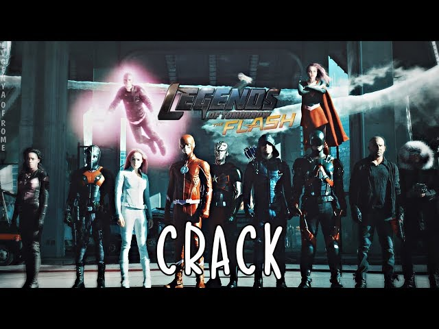 The Flash   Legends of Tomorrow   Crack 18+