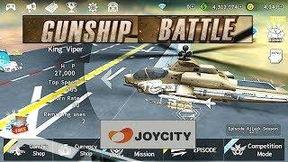 GUNSHIP BATTLE: Helicopter 3D King Viper