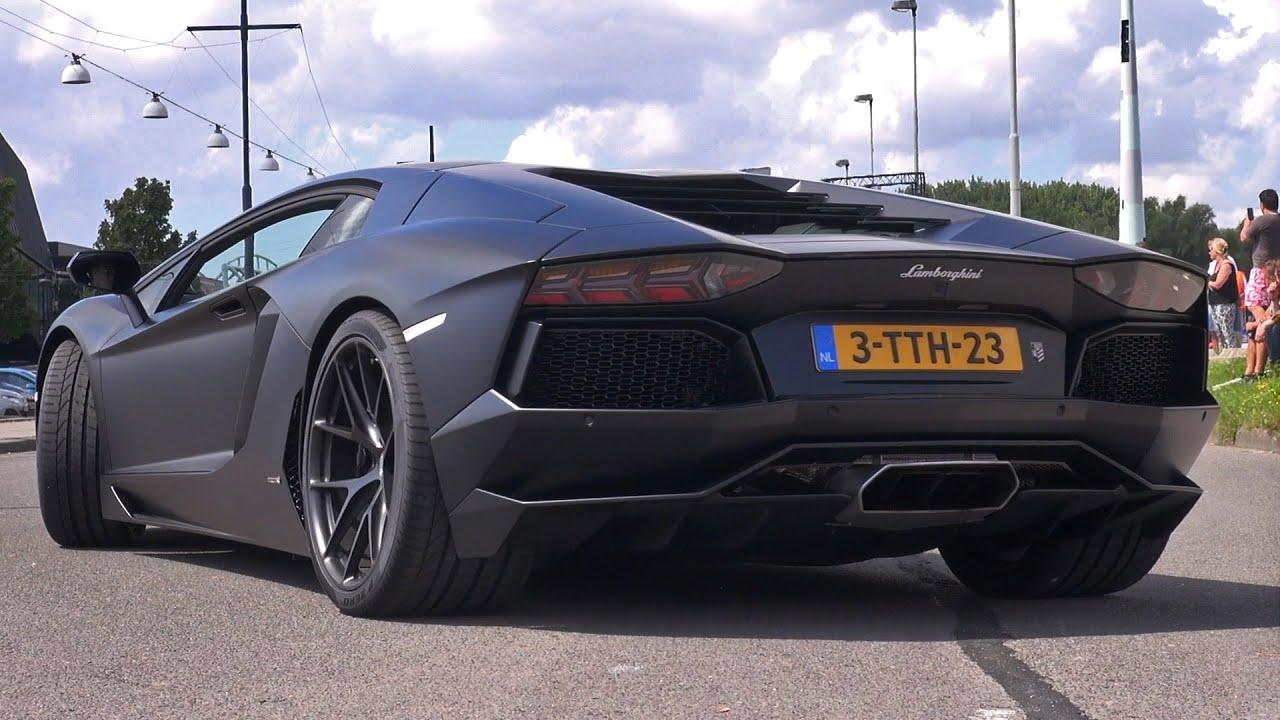 Lamborghini aventador r-sv