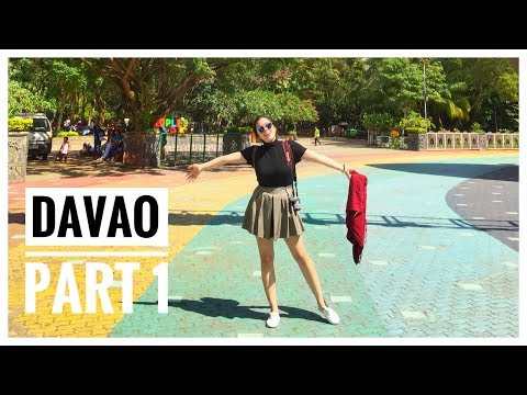 Tourist Spots In Davao Philippines Part 1 | Jai Travels