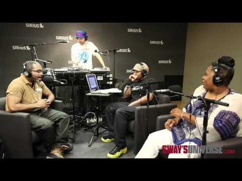 """Large Professor Performs """"Look at the Front Door"""" on #SwayInTheMorning's In-Studio Concert Series"""