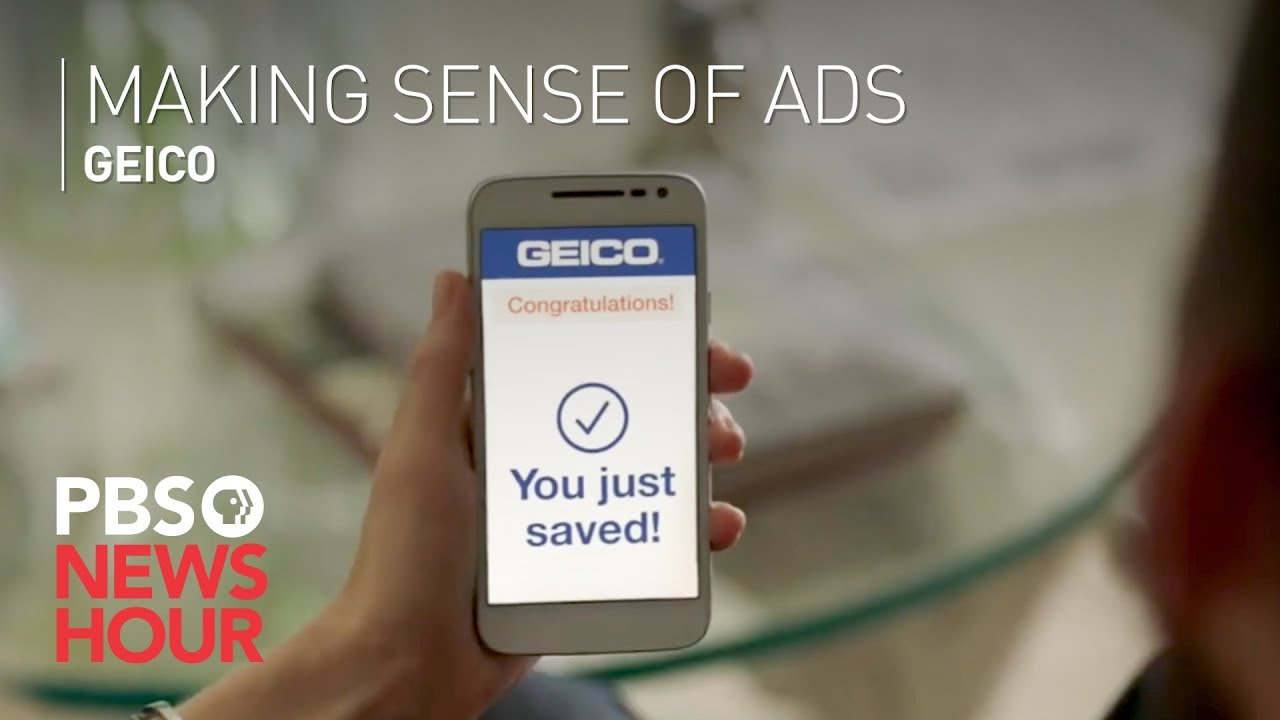 Why grandpa's nose helps Geico sell car insurance | Making Sense of Ads