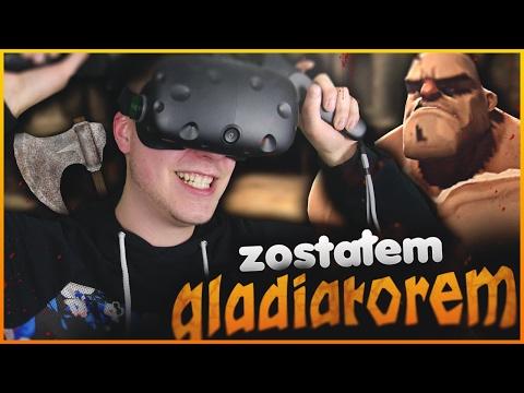 NAJBRUTALNIEJSZA GRA [+16] | Gorn VR (HTC Vive Virtual Reality)