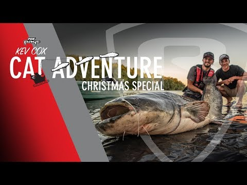 *** FOX RAGE TV *** CATFISH CHRISTMAS SPECIAL!