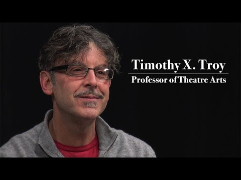 Spiritual Lives at Lawrence: Timothy X. Troy