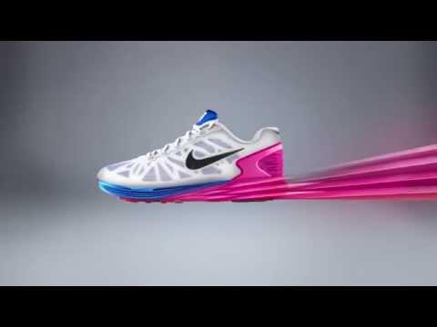 Marty Fielding Legado Para aumentar  Dynamic Support Nike LunarGlide 6