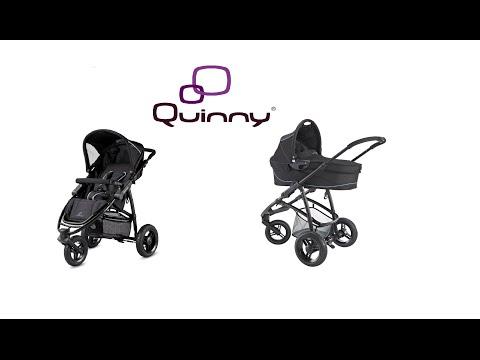 Unser Kinderwagen │ Quinny Speedi Set │Review