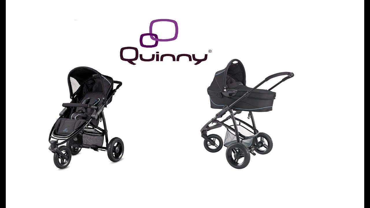 Beste Unser Kinderwagen │ Quinny Speedi Set │Review - YouTube YM-98