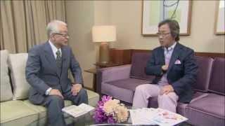 「名誉漢字教育士」授与記念対談 加地伸行×武田鉄矢【前半】