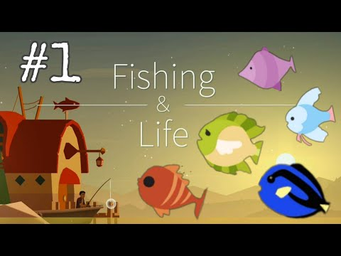 A New Fishing Adventure! | Fishing And Life #1 |