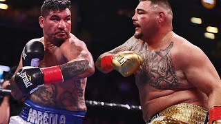Parlons boxe #18 - Andy Ruiz vs Chris Arreola