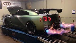 Teaser Video of Tanner Fox's ACG 700 Package 2017 Nissan GTR. Subsc...
