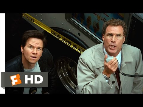 The Other Guys (2010) - Big Boy Pants and Suicide Negotiation Scene (7/10) | Movieclips streaming vf