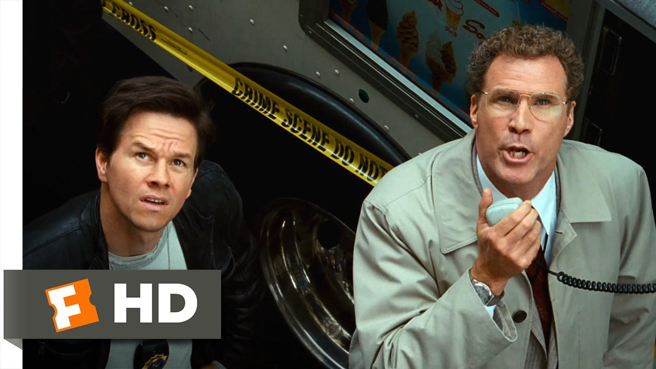 Download The Other Guys (2010) - Big Boy Pants and Suicide Negotiation Scene (7/10) | Movieclips