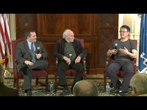 Conversation with Frederic Rzewski & Charlton Lee