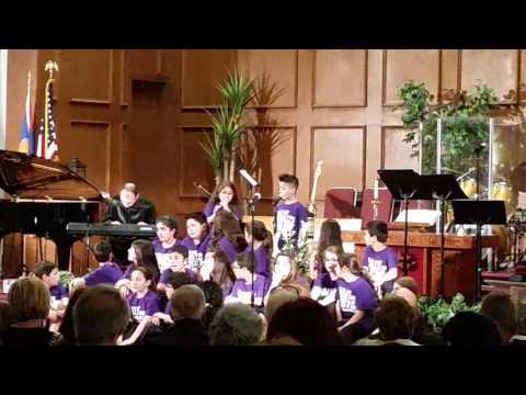 Sahag Mesrob Armenian Christian School - April 22, 2016