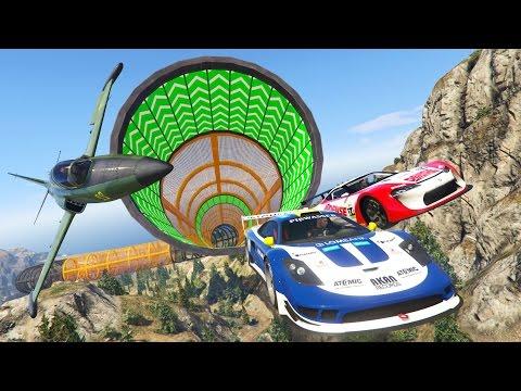 GTA 5 - $23,000,000 Spending Spree, Part 1! NEW CUNNING STUNTS DLC SHOWCASE! (GTA 5 DLC Gameplay)